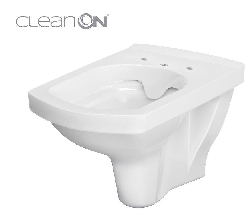 CERSANIT - ZÁVESNÁ MISA EASY NEW CLEAN ON BOX (K102-026)