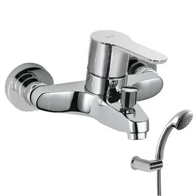 TRES - Jednopáková batéria pre vaňu-sprchu (01717002)