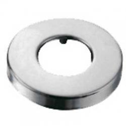 TRES - Guľatá kovová rozeta vonkajšie rozmery O 80, vnútorné rozmery O 32, výška 14 mm (913474420)