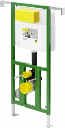 AKCE/SET/VIEGA - Eko PLUS modul do jadra WC čelnej ovládanie SET CHRÓM + ovládacie tlačidlo CHRÓM + WC CERSANIT CITY CLEAN ON + SEDADLO (V622176CR CI1), fotografie 14/10