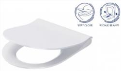 AKCE/SET/VIEGA - Eko PLUS modul do jadra WC čelnej ovládanie SET CHRÓM + ovládacie tlačidlo CHRÓM + WC CERSANIT CITY CLEAN ON + SEDADLO (V622176CR CI1), fotografie 20/10