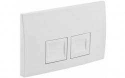 AKCE/SET/GEBERIT - Duofix Sada pro závěsné WC 458.103.00.1 + tlačítko DELTA50 bílé + WC CERSANIT CARINA CLEANON + SEDÁTKO (458.103.00.1 50BI CA1), fotografie 4/8