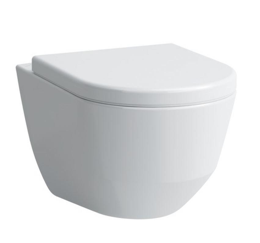 GEBERIT DuofixBasic s bielym tlačidlom DELTA50 + WC LAUFEN PRO + SEDADLO (458.103.00.1 50BI LP3)
