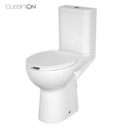 CERSANIT - WC KOMPAKTNÉ ETIUDA NEW CLEANON 010 3 / 6L Invalidný (K11-0221)
