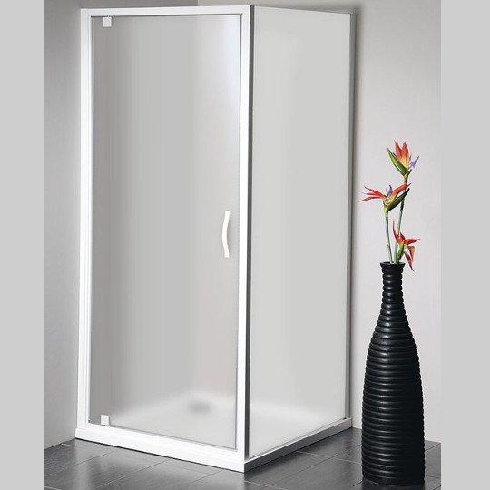 VÝPRODEJ - Eterno obdĺžniková sprchová zástena 800x900mm L/P varianta (GE7680GE4390VYP)
