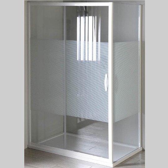 GELCO - Eterno obdĺžniková sprchová zástena 1200x800mm L/P varianta (GE6912GE3380)