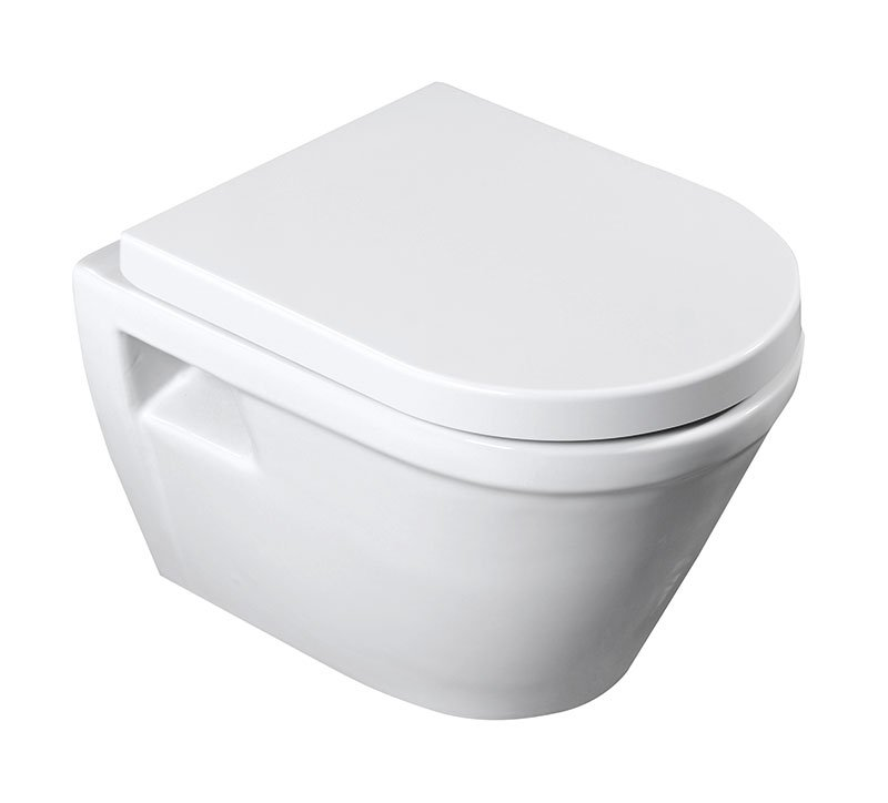 AQUALINE - IDEA WC závesné 35,5x52cm (71125363)