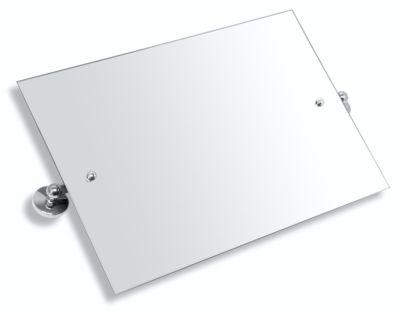 NOVASERVIS - Zrcadlo s výklopným držiakam 60x40 cm  Metalia 1 chróm (6121,0)