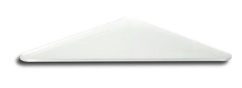 NOVASERVIS - Sklo rohovej poličky pieskované (6435,XS)