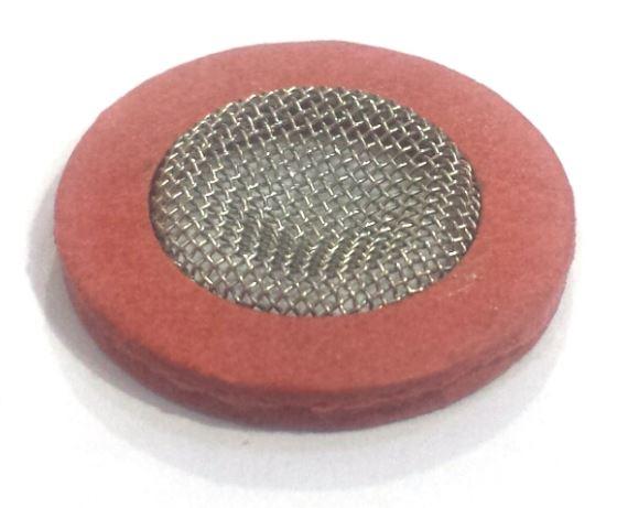 Ostatní - Těsnění gumové s nerez. sítkem DN 20 3/4 (478 P DN 20)
