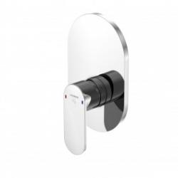 STEINBERG - Podomietková jednopáková zmiešavacie batérie pre vaňu / sprchu, chróm (170 2243)