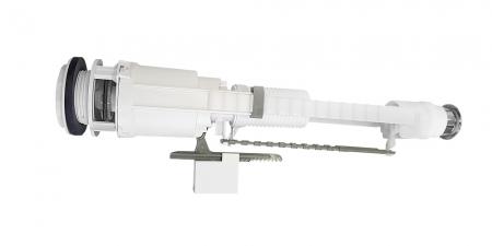 CERSANIT - Vypúšťací ventil s funkciou 3/6 litrov vrátane ovládacieho tlačidla (vysoký) (K99-0015X)