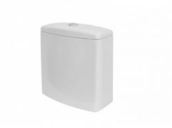 CERSANIT - Nádržka keramická OLIMPIA pre spodné napúšťanie bez mechanizmu (K99-013X)