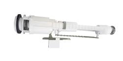 CERSANIT - Vypúšťací ventil s funkciou 3/6 litrov vrátane ovládacieho tlačidla (vysoký) (K99-0015X), fotografie 2/4
