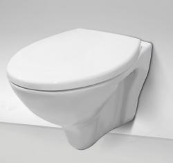 ZÁVESNÁ MISA MITO RED so sedadlom polypropylénovým (TK001-012)