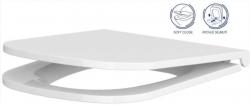 AKCE/SET/GEBERIT - SET GEBERIT - KOMBIFIXBasic vrátane ovládacieho tlačidla DELTA 51 CR pre závesné WC CASPIA CLEAN ON + SEDADLO (110.100.00.1 51CR CP1), fotografie 18/13