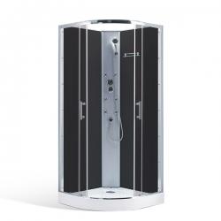 Roltechnik - Hydromasážní sprchový box LEONNIE /900 masážní 900x900 mm 4000611 (RT 4000611)