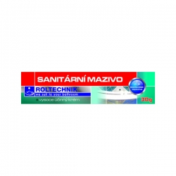 Roltechnik - SANITÁRNÍ MAZIVO – Na teflonové bázi vhodné pro všechny typy sprchových koutů 5139606 (RT 5139606)
