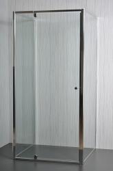 ARTTEC - ATHENA B5 - Sprchový kout nástěnný 110 - 120 x 88 - 90 x 195 cm (XATH0010)