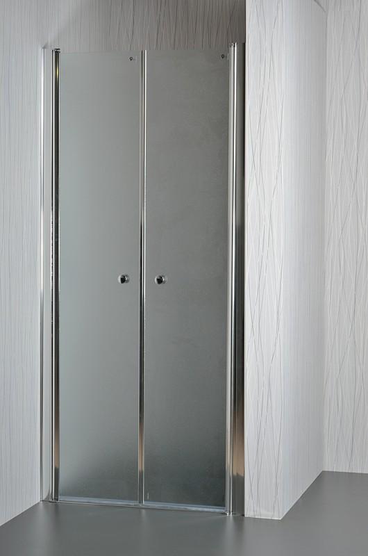 ARTTEC - SALOON 90 grape NEW - Sprchové dveře do niky (PAN00892)
