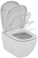 AKCE/SET/VIEGA - Eko PLUS modul do jadra WC čelnej ovládanie SET CHRÓM + ovládacie tlačidlo CHRÓM + WC TESI so sedadlom SoftClose, AquaBlade (V622176CR TE1), fotografie 2/8