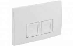 AKCE/SET/GEBERIT - Duofix Sada pre závesné WC 458.103.00.1 + tlačidlo DELTA50 biele + WC ARES + SEDENIE (458.103.00.1 50BI AR1), fotografie 12/9