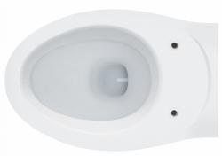 AKCE/SET/LAUFEN - Podomít. systém LIS TW1 SET BIELA + ovládacie tlačidlo BIELE + WC ARES + SEDENIE (H8946630000001BI AR1), fotografie 4/7