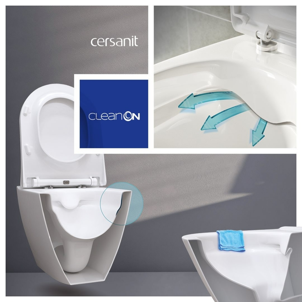 Proč toalety CleanOn?