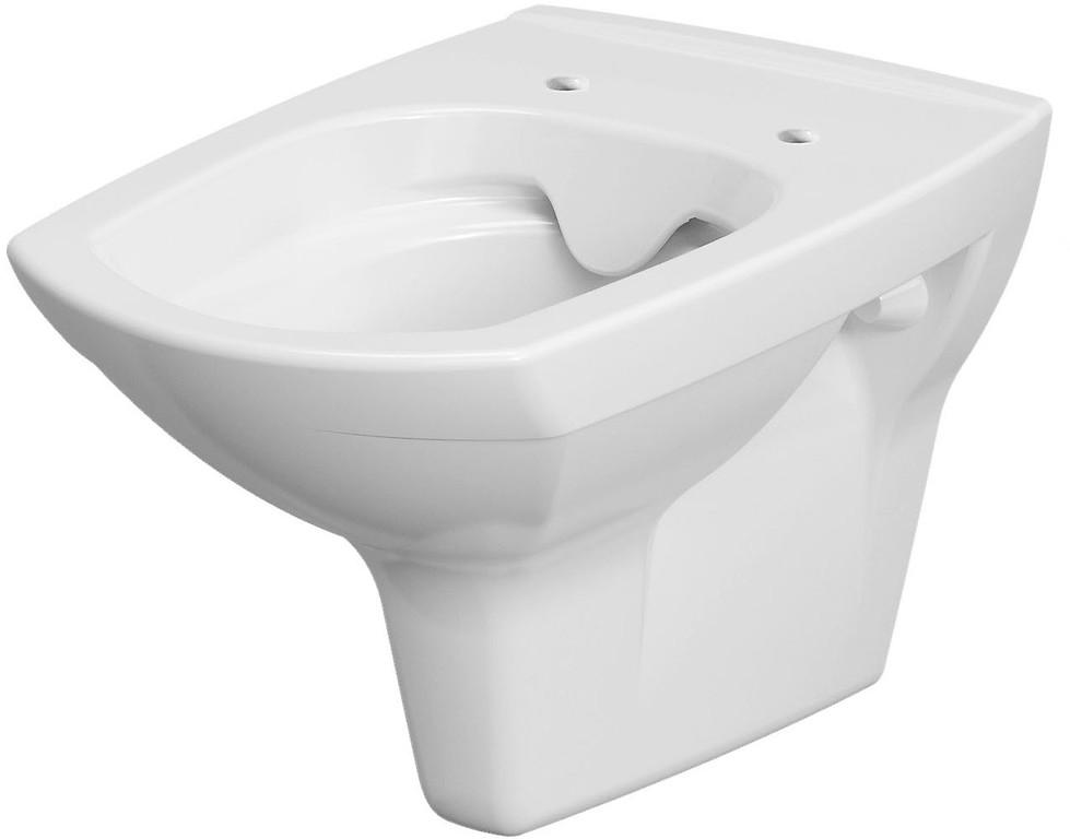 AKCE/SET/GEBERIT - KOMBIFIXBasic vrátane ovládacieho tlačidla DELTA 21 Biele pre závesné WC CERSANIT CLEANON CARINA + SEDADLO (110.100.00.1 21BI CA1), fotografie 2/10