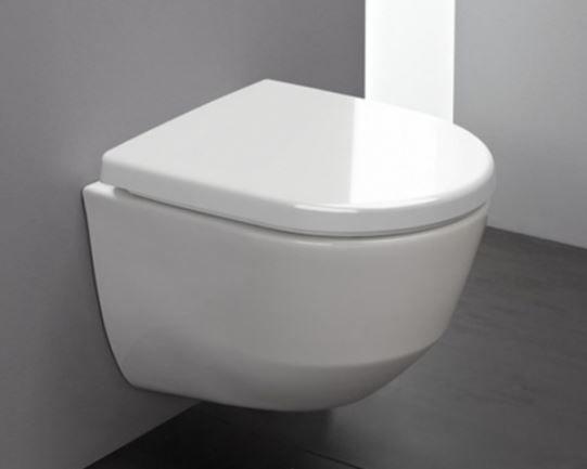 GEBERIT KOMBIFIXBasic vr. matného tlačidla DELTA 21 + WC LAUFEN PRO LCC RIMLESS + SEDADLO (110.100.00.1 21MA LP2)