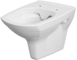 AKCE/SET/GEBERIT - SET KOMBIFIXBasic vrátane ovládacieho tlačidla DELTA 50 Biele pre závesné WC CERSANIT CLEANON CARINA + SEDADLO (110.100.00.1 50BI Ca3), fotografie 4/11