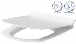 AKCE/SET/GEBERIT - SET KOMBIFIXBasic vrátane ovládacieho tlačidla DELTA 50 Biele pre závesné WC CERSANIT CLEANON CARINA + SEDADLO (110.100.00.1 50BI Ca3), fotografie 10/11