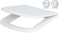 AKCE/SET/GEBERIT - SET KOMBIFIXBasic vrátane ovládacieho tlačidla DELTA 50 Biele pre závesné WC CERSANIT CLEANON COLOUR + SEDADLO (110.100.00.1 50BI CN1), fotografie 16/11