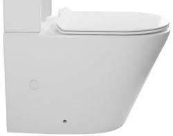 ND - PACO náhradné WC misa bez montážnej sady (PC1012R-02X)