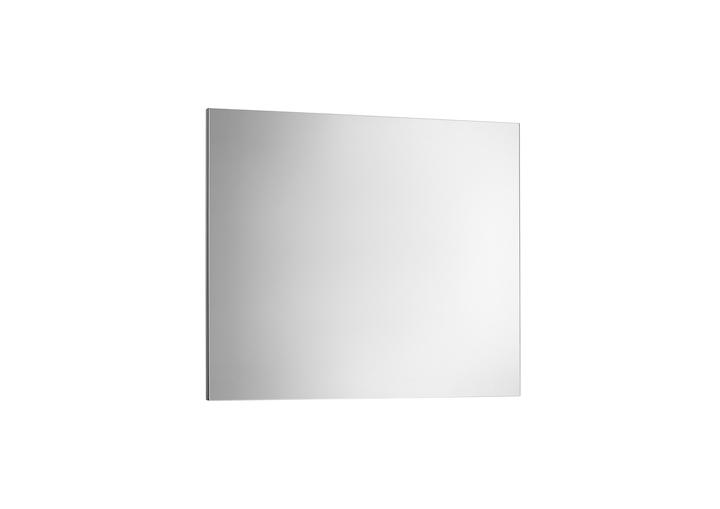 ROCA - Studio line Zrkadlo Victoria Basic 700x600mm, rám anodizovaná šedá (A812327406)