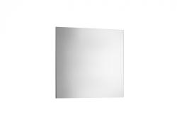 ROCA - Zrkadlo Victoria Basic 600x600mm, rám anodizovaná šedá, hliník (A812326406)
