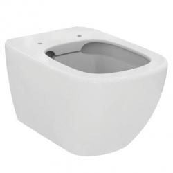 AKCE/SET/GEBERIT - KOMBIFIXBasic vrátane ovládacieho tlačidla DELTA 50 Biele pre závesné WC TESI RIMLESS (110.100.00.1 50BI TE2), fotografie 2/11