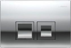 GEBERIT - SET KOMBIFIXBasic vrátane ovládacieho tlačidla DELTA 50 CR pre závesné WC TESI RIMLESS (110.100.00.1 50CR TE2), fotografie 14/11