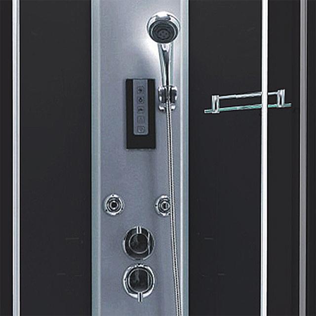 VÝPRODEJ - Hydromasážní box ELECTRA /900 Sprchový masážní 900x900 mm 4000636 (RT 4000636VYP), fotografie 2/3