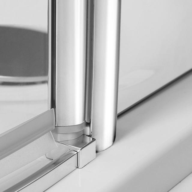 VÝPRODEJ - Hydromasážní box ELECTRA /900 Sprchový masážní 900x900 mm 4000636 (RT 4000636VYP), fotografie 6/3