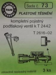 VÝPRODEJ - Těsnění T2616-02- T 2442 (S73)