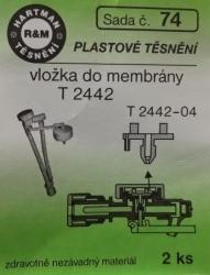 VÝPRODEJ - Těsnění vložka T2442 (S74)