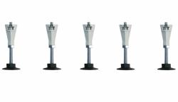 PRIM - Přídavné nohy k vaničkám 5 ks (PRIMNOHY5M)