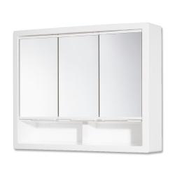 JOKEY ERGO bílá zrc.skříňka 62x51x16 plastová bez osvětlení (84131-0110)