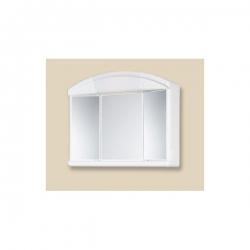 JOKEY SALVA BÉŽOVÁ zrc.skříňka 59x50x15, plastová, 40W (dříve SOLO bahama) 671232-0610 (671232-0610)