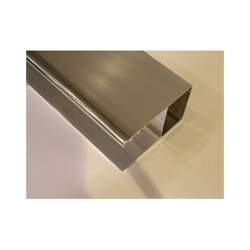 KOLO Geo6 rozšiřovací profil 30 mm, stříbrný lesklý A60600CP (A60600CP)
