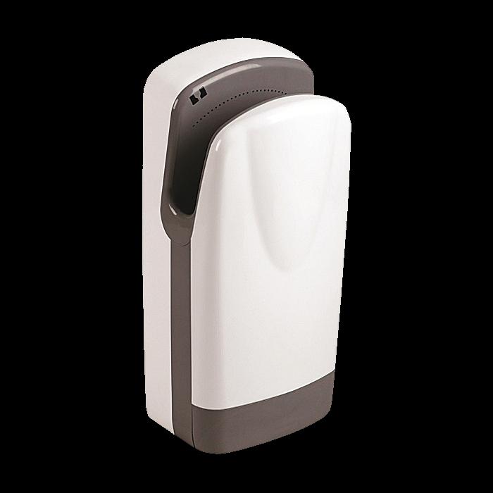 Sanela tryskový (štěrbinový) osoušeč rukou SLO 01L JET tryskový, bílý kryt 79011 (SL 79011)