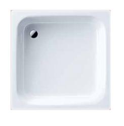 Kaldewei - Sprchová vanička ocel bílá 90x90x14  Eurowa MOD 296 (339549970001)