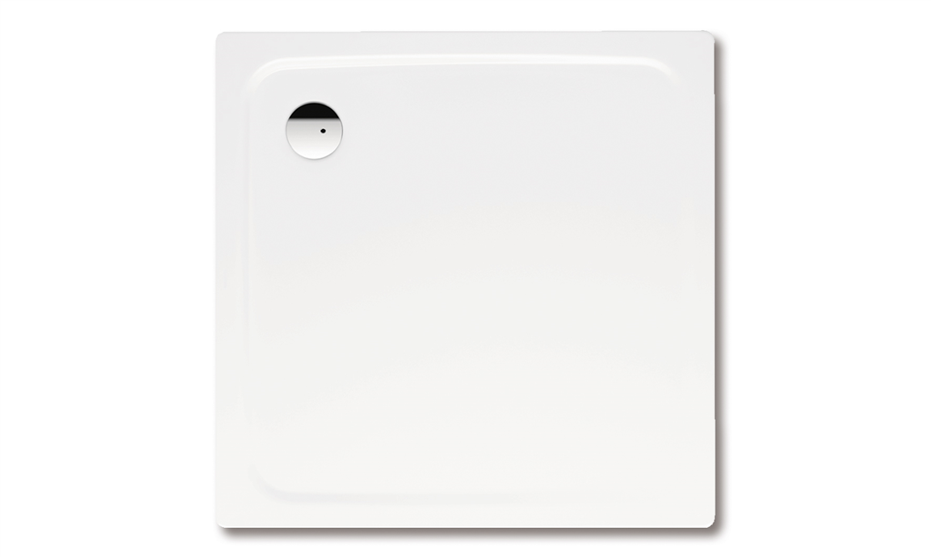 Kaldewei - Sprchová vanička ocel35 bílá SP5 241-5, 800x1200x25 mm, s polystyrénovým nosičem (424147980001)