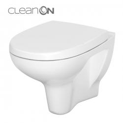 AKCE/SET/VIEGA - SET MONO modul WC čelné ovládanie + ovládacie tlačidlo BIELE + WC CERSANIT ARTECO CLEAN ON + SEDADLO (V606732BI AT1), fotografie 4/8